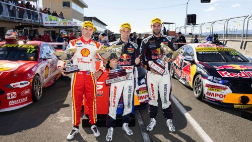 Motorsport: Shane van Gisbergen's sensational Supercars streak ends - NZ Herald