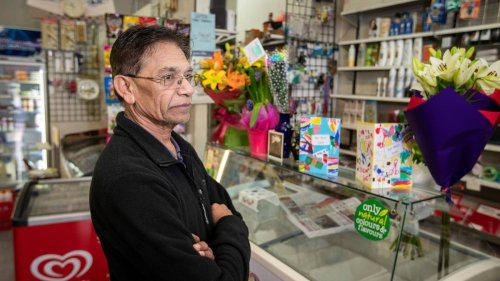 Winning $12.3m Lotto Powerball ticket a change of luck for Auckland dairy after horror attack - NZ Herald