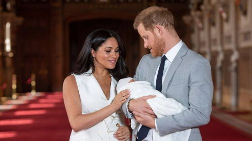 Prince Harry and Meghan Markle's children will inherit royal titles when Prince Charles becomes king - NZ Herald