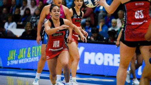 Netball: Mainland Tactix storm into ANZ Premiership final - NZ Herald