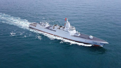 China's powerful warship that puts the United States to shame at sea - NZ Herald