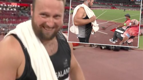 Tokyo Olympics 2020: Farcical scenes as Kiwi Tom Walsh qualifies goes for gold - NZ Herald