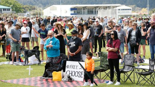 Covid 19 Delta outbreak: Northland police charge man linked to Whangārei mass protest during alert level 3 - NZ Herald