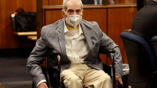 Robert Durst murder trial: Millionaire found guilty of best friend's murder, 20 years on - NZ Herald