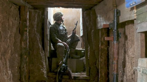 Russia pulls its troops from Ukraine border after military build-up - NZ Herald