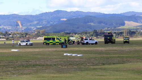 Man who died after skydiving accident in Tauranga named - NZ Herald