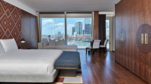 New Zealand's largest hotel suite opens at Park Hyatt Auckland - NZ Herald