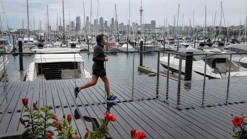 Wet and dreary Saturday as children's sport cancelled in Auckland - NZ Herald