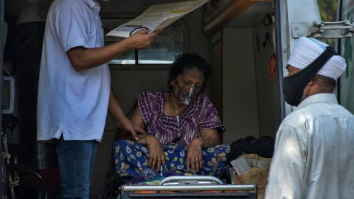 Covid 19 coronavirus: Lethal black fungus that rots organs emerges in virus patients across India - NZ Herald