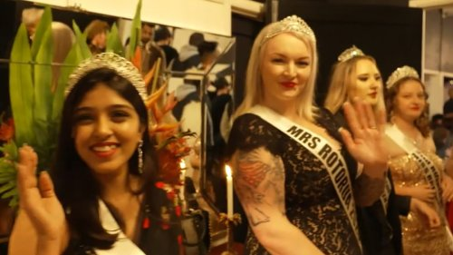 Extreme pageant makeover: Miss Rotorua champions indigenous beauty and knowledge - NZ Herald