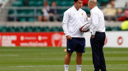 Rugby: Eddie Jones' advice to England youngster - Be more like All Blacks - NZ Herald
