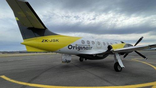 Originair postpones rolling out flights to Napier - NZ Herald