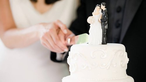 Newlywed returns from honeymoon to find in-laws ate their wedding cake - NZ Herald