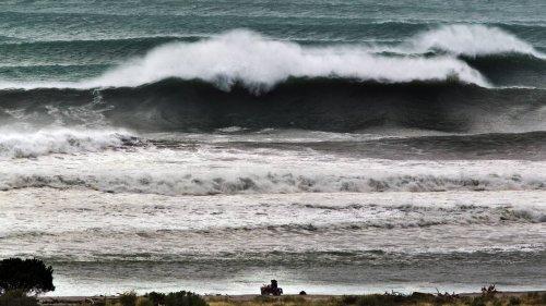 Whakatane Heads drama: Massive swells push charter boat passengers overboard - NZ Herald