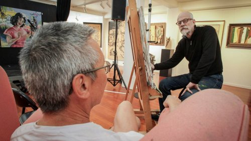 Tears shed as Hawke's Bay artist and musician Fane Flaws passes away - NZ Herald