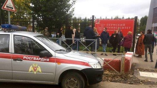 Shooting in Russian university leaves 8 dead, gunman arrested - NZ Herald