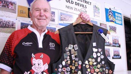 Is Te Puke's Roy Baldock New Zealand's oldest rugby player? - NZ Herald