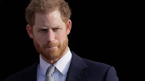 Prince Harry's sneaky attack at the palace in Prince Philip tribute - NZ Herald