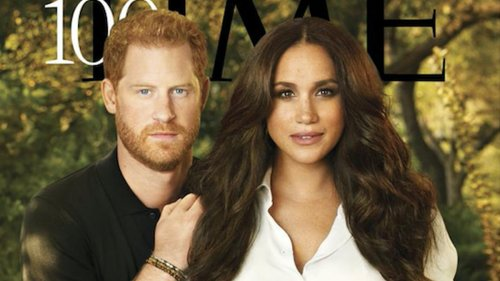 Daniela Elser: Harry and Meghan's Time magazine cover reveals their true colours - NZ Herald