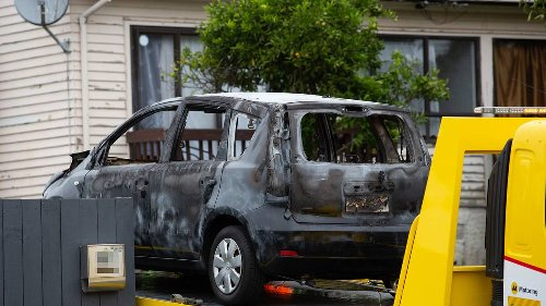 Psychotic man who set landlord on fire found not guilty by reason of insanity - NZ Herald