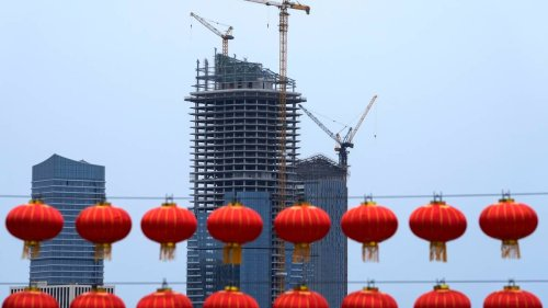 China's economic growth sinks in wake of Evergrande crisis, power shortages - NZ Herald