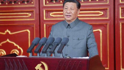 Xi warns China will not be 'bullied' in anniversary speech - NZ Herald