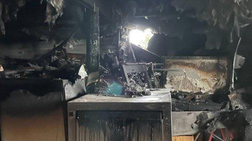 Garage fire in Paraparaumu highlights importance of smoke alarms - NZ Herald