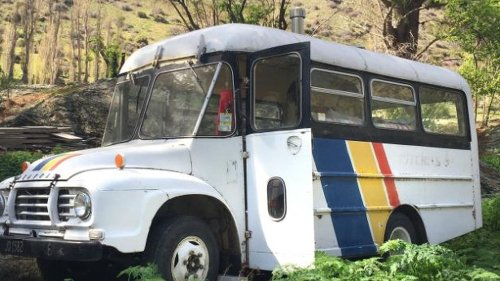 Billy the bus found but not home yet - NZ Herald