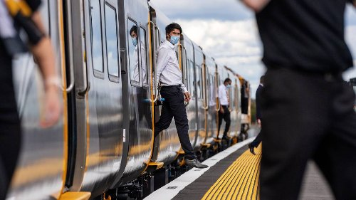 Slow start for Hamilton to Auckland commuter train, plans underway to lure more passengers - NZ Herald