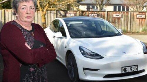Closest Tesla servicing 360km away in Christchurch for Mosgiel woman - NZ Herald