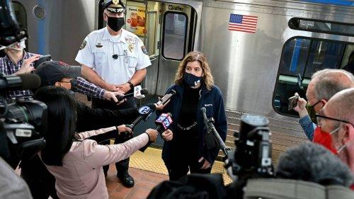 Philadelphia train riders filmed on phones as woman was raped, police say - NZ Herald
