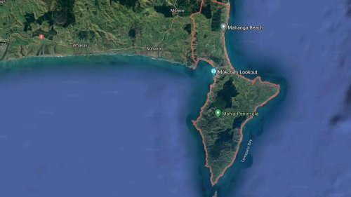 Search for missing diver on Māhia coast - NZ Herald