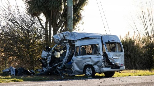 Four people killed in Ashburton horror crash named by police - NZ Herald