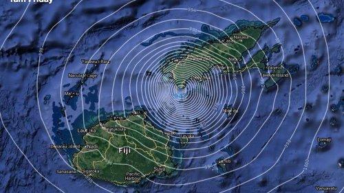 Cyclone Yasa: Monster storm now cat 5, set to strike Fiji in coming 24 hours - NZ Herald