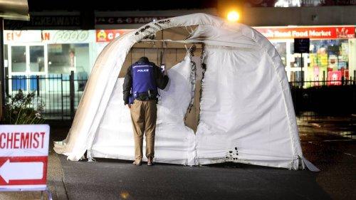 Covid 19 Delta outbreak: Police investigate suspicious Covid tent fire in Clover Park - NZ Herald