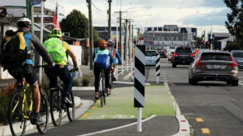 Economist slams Christchurch City Council's strategies to encourage cycling - NZ Herald