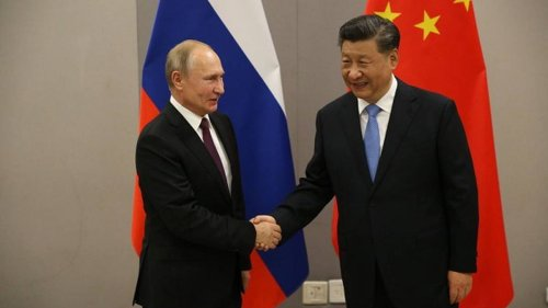 Xi is using Taiwan to distract from struggles at home – just like Putin did with Crimea - NZ Herald