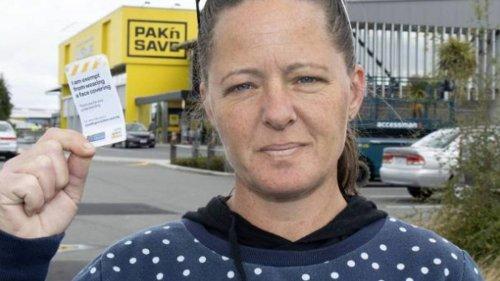 Pak'n Save supermarket shopper without mask denied entry, demands apology - NZ Herald