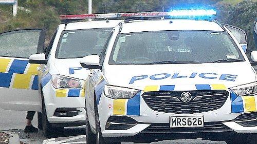 Truck and train crash near Marton - NZ Herald
