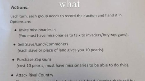 Parent shocked and lost for words after Porirua class asked to play 'racist' game - NZ Herald