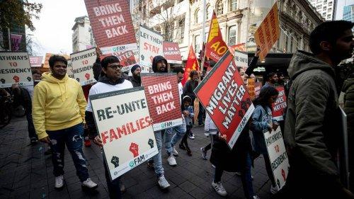 Covid 19 coronavirus: National wants 'Covid Contribution Visa' to clear immigration residency backlog - NZ Herald