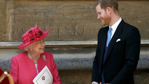 Prince Harry reportedly told the Queen baby Lilibet would be named after her - NZ Herald