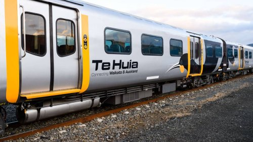 Weekday Te Huia rail link heading to central Auckland, finally - NZ Herald