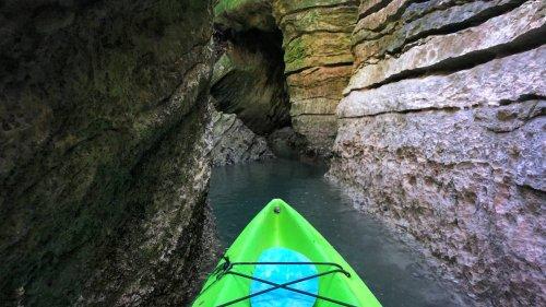 New Zealand travel: A canyoning adventure in Raglan's Pancake Rocks - NZ Herald
