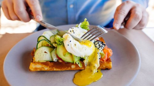 Eight ways to lose weight for good: from running up the stairs to eggs for breakfast - NZ Herald