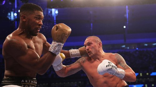 Boxing: Live updates - Anthony Joshua v Oleksandr Usyk - fight start time, odds, how to watch in NZ, live streaming - NZ Herald