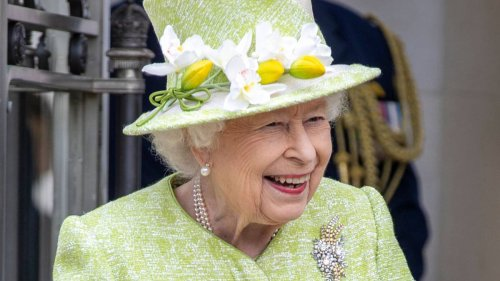 The Queen makes first official public appearance since Prince Philip's funeral - NZ Herald