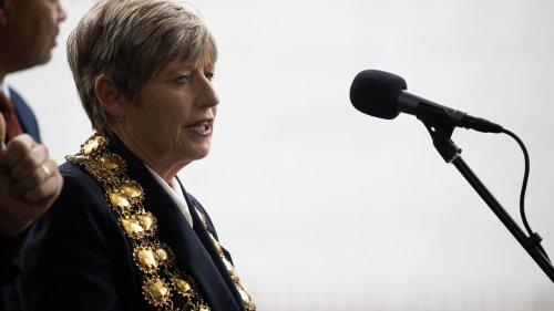 Listen live: Lianne Dalziel discusses Christchurch stadium controversy on NewstalkZB - NZ Herald