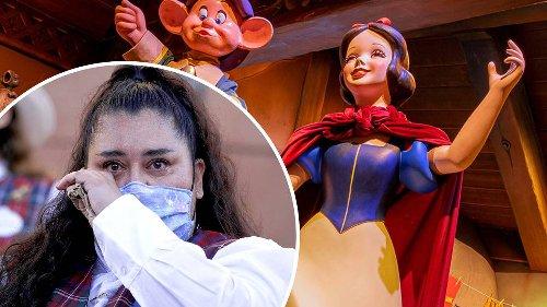 Disneyland's Snow White ride update slammed for depiction of consent - NZ Herald