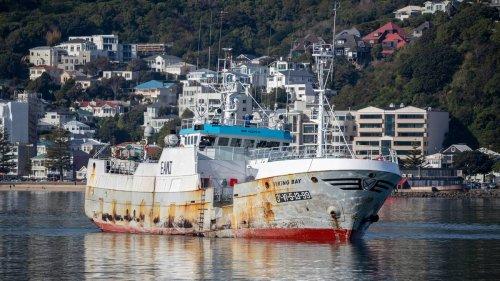Covid 19 coronavirus: Viking Bay mariners broke MIQ rules in Wellington - NZ Herald